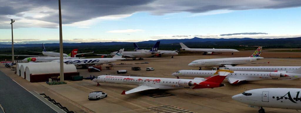 Empleo Nuevo Centro Mantenimiento De Aviones Castellón Espacio3