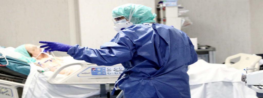Empleo Personal Sanitario Con Tapabocas2