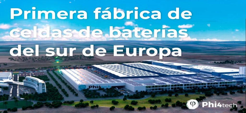 Empleo Planta Bateria Phi4tech