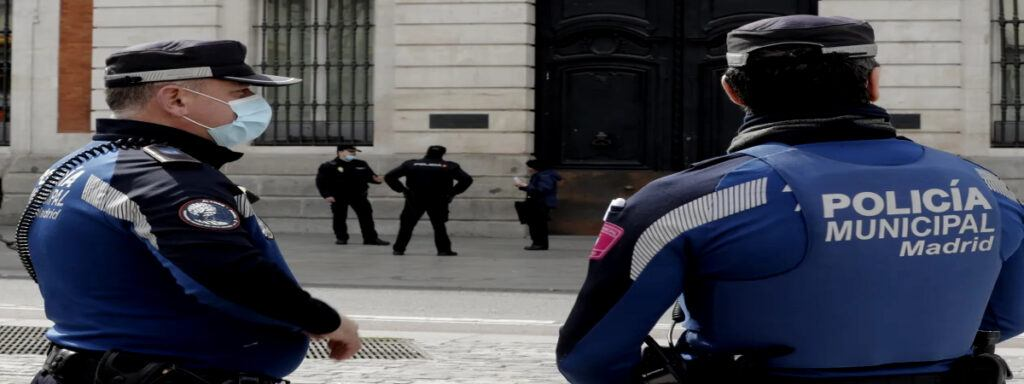 Empleo Policia Municipal Madrid