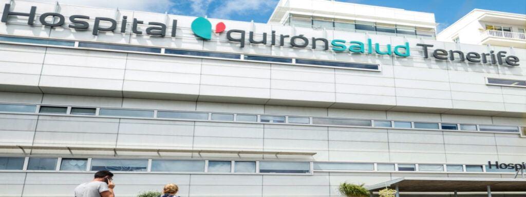 Empleo Quirón Salud 1externa Tenerife