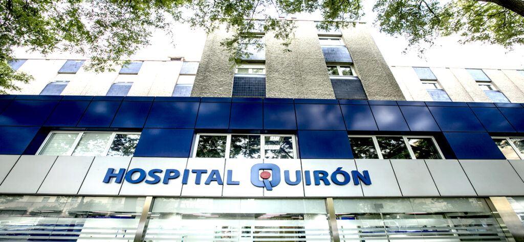 Empleo Quiron Salud Sede Hospital
