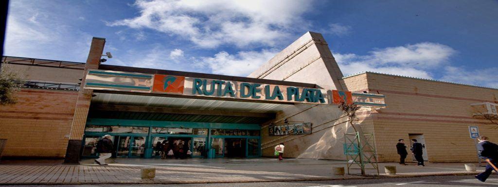 Empleo RutadePlata Fachada 1024x384 - 130 empleos nuevos en el Centro Comercial Outlet Ruta de Plata en Cáceres