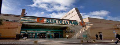 Empleo RutadePlata Fachada 390x146 - 130 empleos nuevos en el Centro Comercial Outlet Ruta de Plata en Cáceres