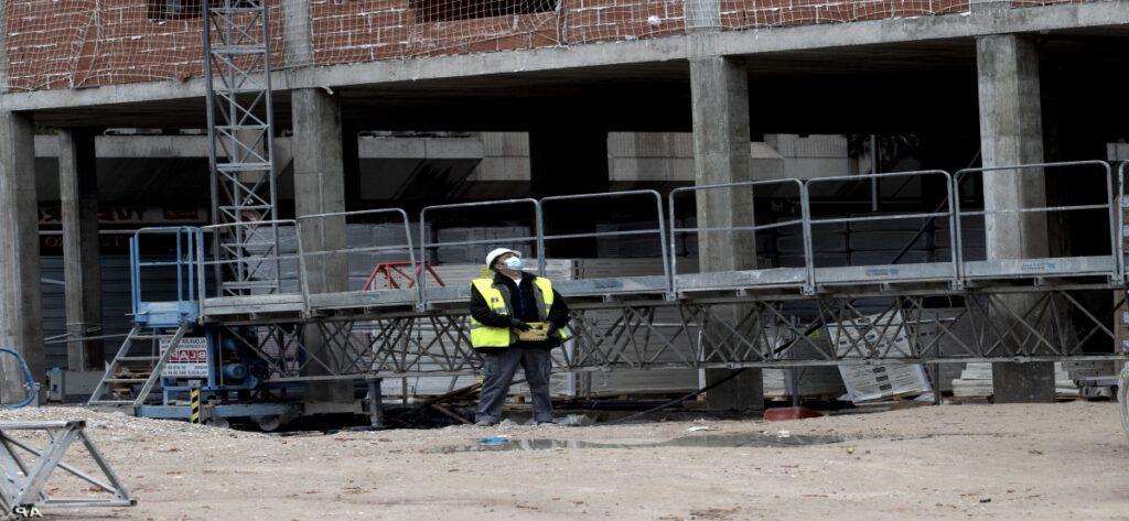 Empleo Sector Construcción