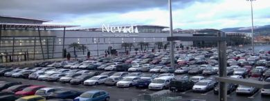 Empleo Shopping Nevada Fachada