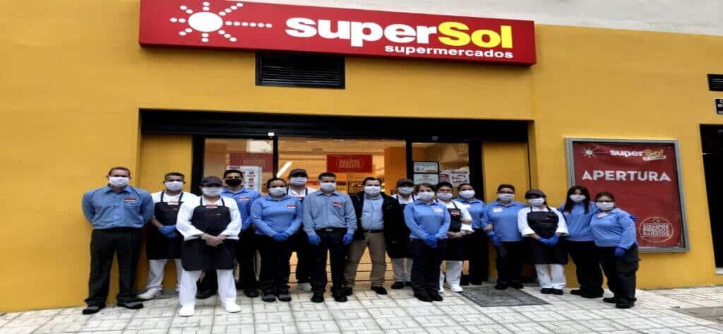 Empleo Supersol Entrada Local Personal
