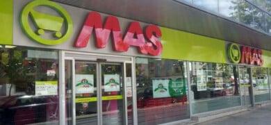 Empleo Supermercados MAS Local2