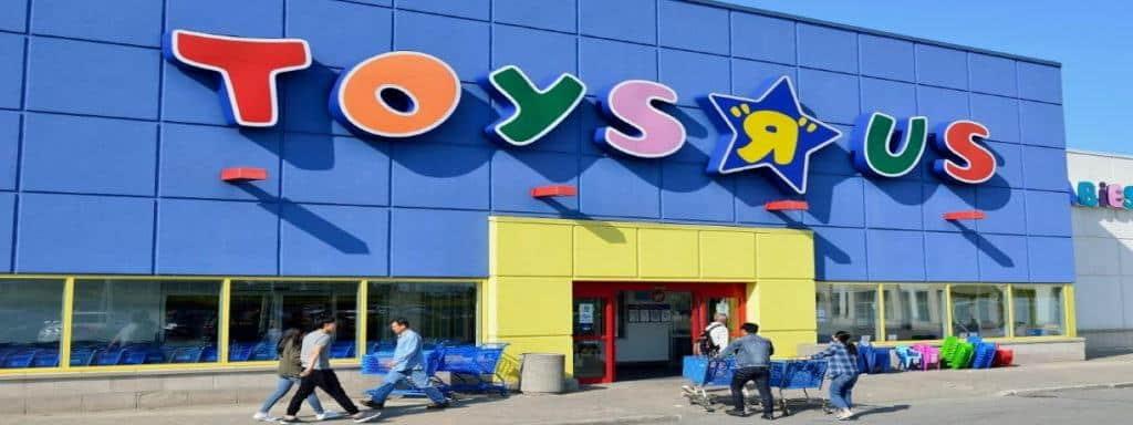 Empleo Toy R Us Fachada