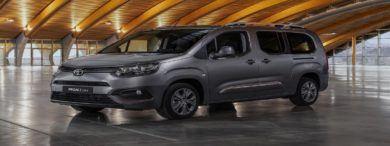 Empleo ToyotaProaceCity vehiculo 390x146 - Toyota abre vacantes de empleo en Galicia para la producción de furgonetas Proace City