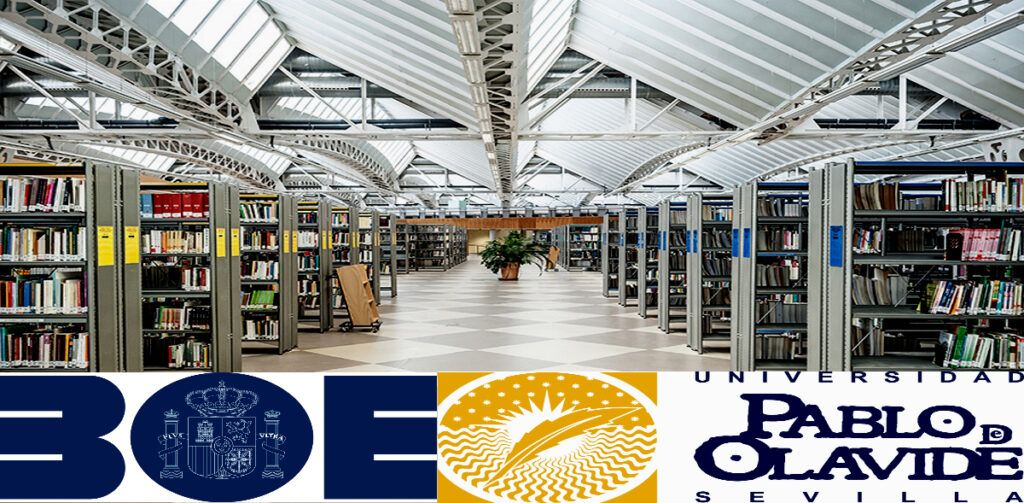 Empleo Universidad Pablo De Olavide En Sevilla Logo Biblioteca4