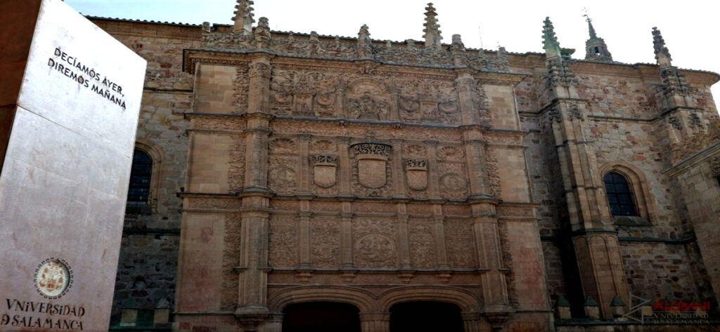 Empleo Universidad Salamanca Fachada Externa