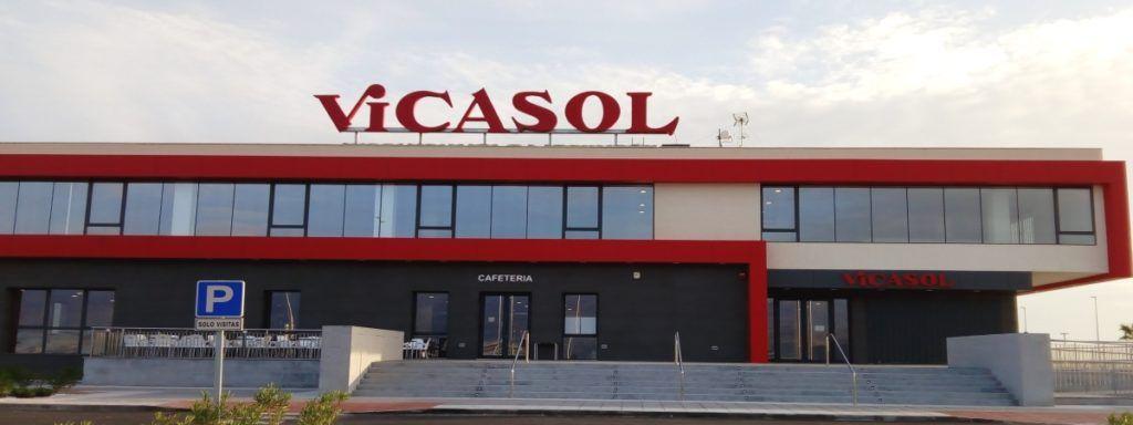 Empleo Vicasol Fachada