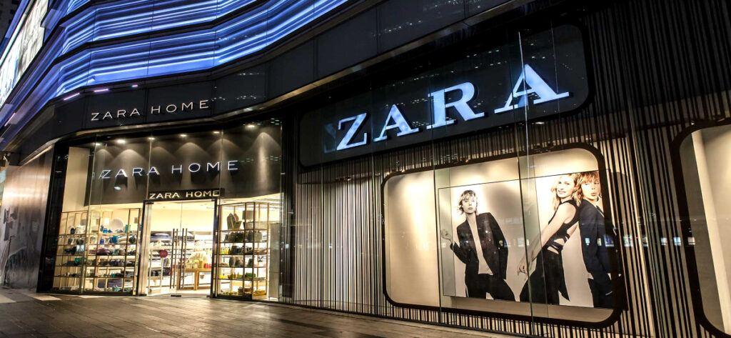 Empleo Zara Local Fachada