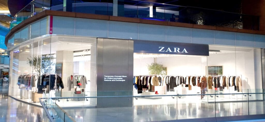 Empleo Zara Local4