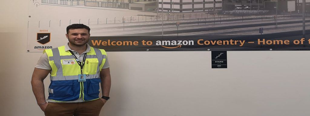 Empleo Amazon Mozodealmacen
