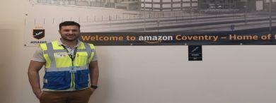 Empleo Amazon Mozodealmacen