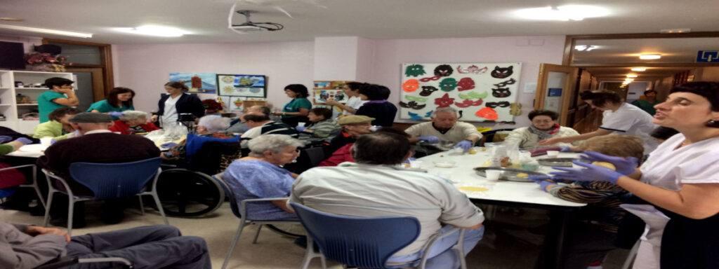 Empleo Centro Personas Mayores