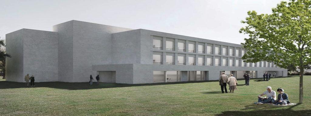 Empleo centrosresidencialesfundacionAmancioOrtega fachada 1024x384 - Mas de 800 puestos directos en centros residenciales