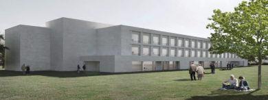 Empleo centrosresidencialesfundacionAmancioOrtega fachada