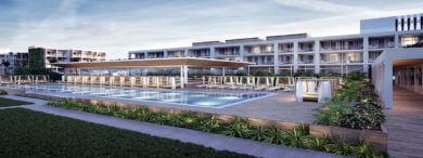 Empleo ikos fachada 390x146 - Multinacional Ikos ofrece 700 nuevos puestos de trabajo en Estepona por apertura de nuevo hotel