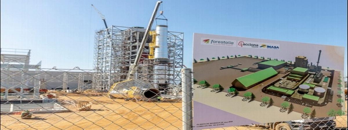 Empleo planta de biomasa de El Bierzo  - 400 empleos en planta de biomasa en El Bierzo