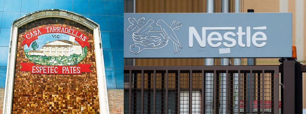 Empleo Empresa Carnica Casa Tarradella Nestle Fachadas
