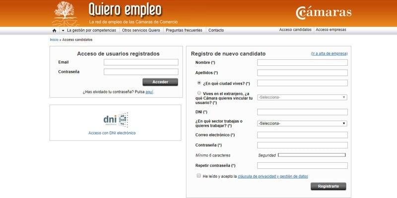Foto quierounempleo 1 - Quiero Empleo