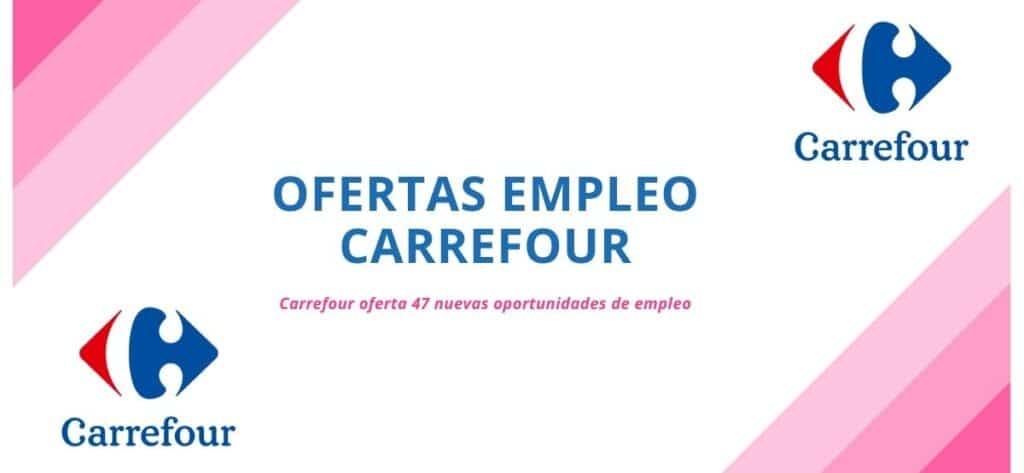 Ofertas Empleo Carrefour (1)
