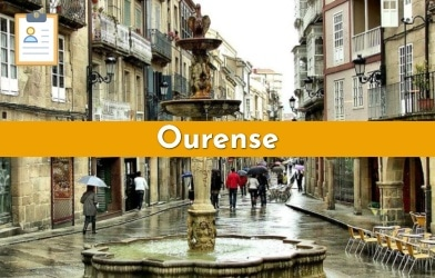 Empresas Ourense