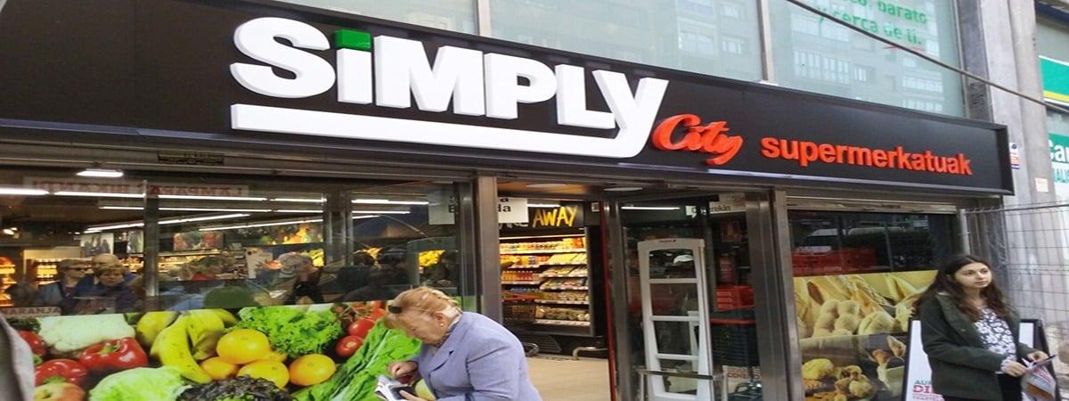SIMPLY - 1715 puestos de empleo en Alcampo y Simply