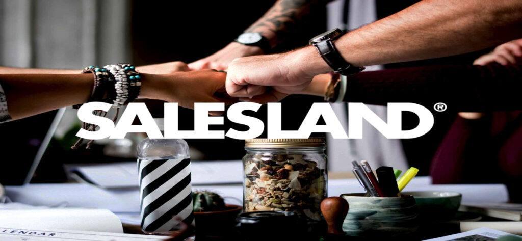 Salesland Empleo Logo