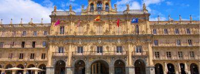 Ayuntamiento Salamanca