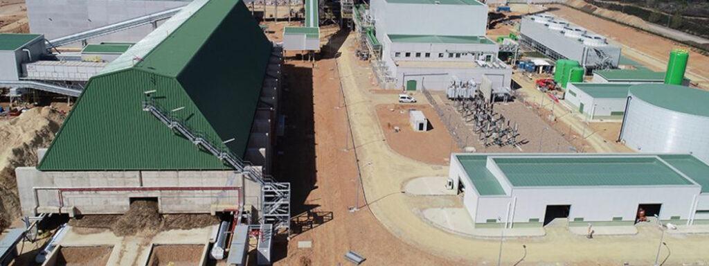 Biomasa Bierzo