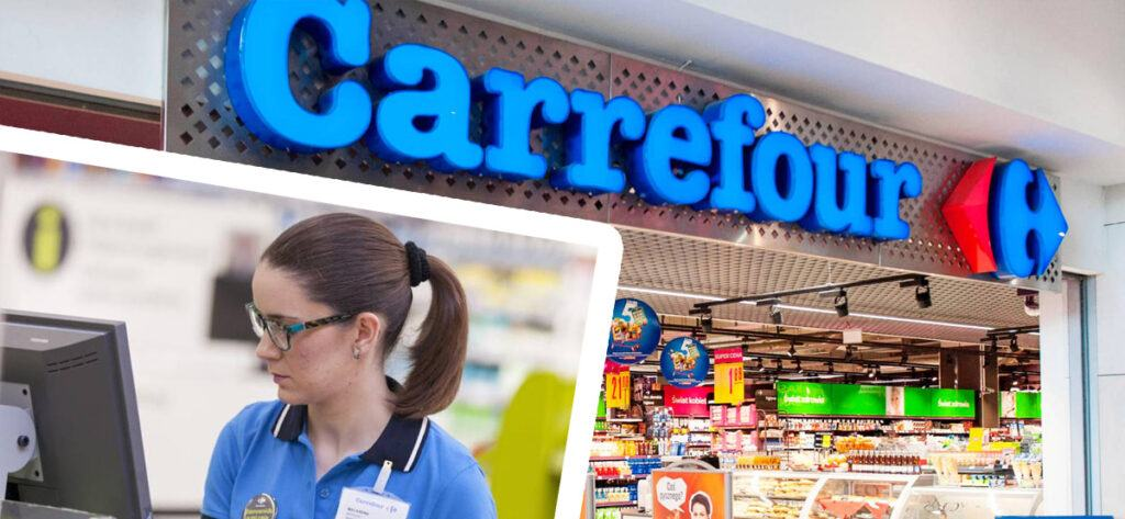 Cajera Carrefour Oferta Empleo
