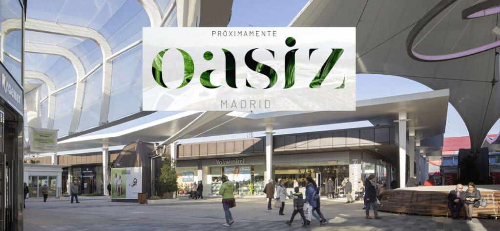 centro comercial oasiz plaza madrid empleo
