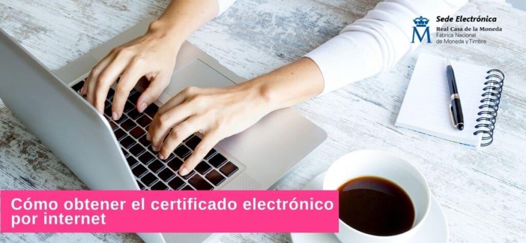Certificado Electronico Internet