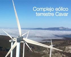 complejo eolico cavar iberdrola - Enviar curriculum Alter Enersun