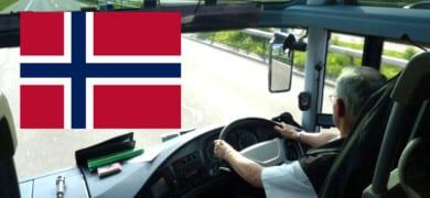 Conductores Autobus Noruega