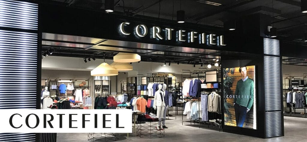 cortefiel tienda ropa empleo