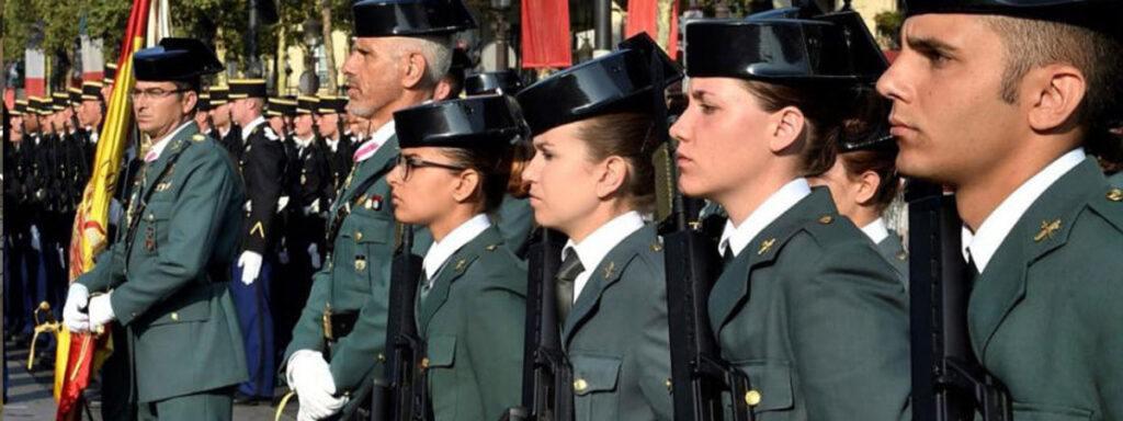 Ejercito Guardia Civil Empleo