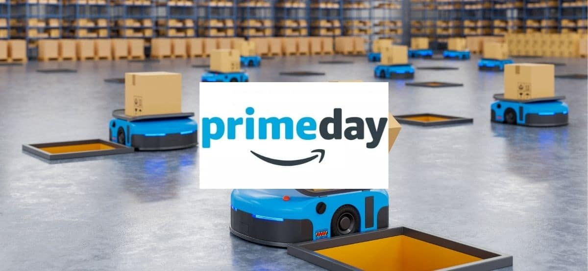 Empleo Amazon Primeday