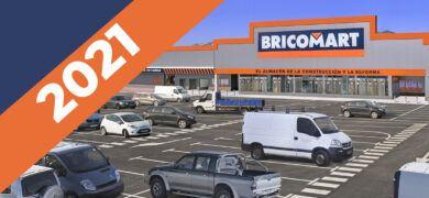 Empleo Bricomart 2021