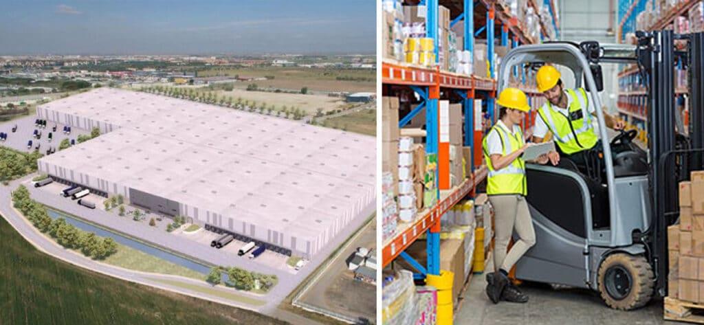 Empleo Centro Logistico Valdemoro