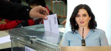 Empleo Comunidad Madrid Elecciones