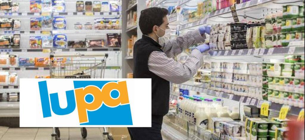 Empleo En Supermercados Lupa
