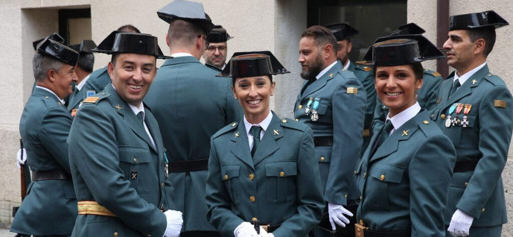 Empleo Guardia Civil Cavos