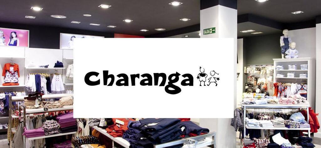 Empleo Tiendas Charanga