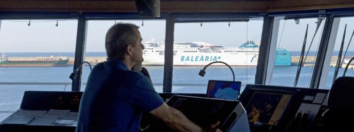Trabajar en Balearia