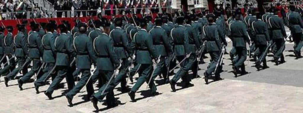 empleo guardia civil